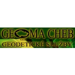 GEOMA Cheb, s.r.o. – logo společnosti
