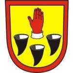 Městys Měřín – logo společnosti