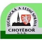 TECHNICKÁ A LESNÍ SPRÁVA CHOTĚBOŘ, s.r.o. (pobočka Chotěboř) – logo společnosti