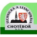 TECHNICKÁ A LESNÍ SPRÁVA CHOTĚBOŘ, s.r.o. – logo společnosti
