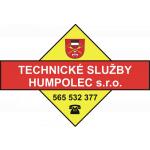 Technické služby Humpolec, s.r.o. – logo společnosti