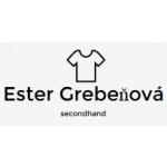 Grebeňová Ester - Secondhand – logo společnosti