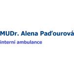 MUDr. Paďourová Alena – logo společnosti
