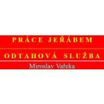 Vařeka Miroslav - jeřábnické práce – logo společnosti