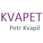 Kvapil Petr - KVAPET – logo společnosti