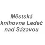 Městská knihovna Ledeč nad Sázavou – logo společnosti