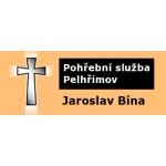 Bína Jaroslav- Pohřební služba Pelhřimov – logo společnosti