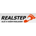 Friš Vladimír- Realstep – logo společnosti