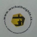 Tesař Karel - výškové práce – logo společnosti