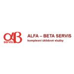 ALFA - BETA servis úklidové služby s.r.o. – logo společnosti