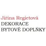 Regietová Jiřina – logo společnosti