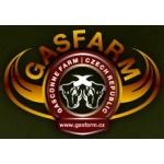 GASFARM s.r.o. – logo společnosti