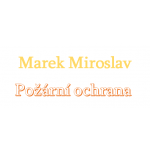Marek Miroslav - požární ochrana – logo společnosti