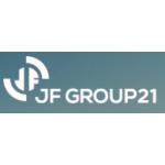 JF Group 21 spol. s r.o. - bylinné produkty – logo společnosti