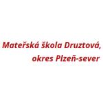Mateřská škola Druztová, okres Plzeň-sever, příspěvková organizace – logo společnosti