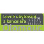 Levné ubytování Olomouc – logo společnosti