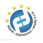 Daně, účetnictví, mzdy s.r.o – logo společnosti