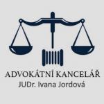 JUDr. Ivana Jordová, advokát – logo společnosti