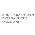 MUDr. Krabec Jan- psychiatrická ambulance – logo společnosti