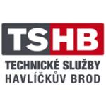 Technické služby Havlíčkův Brod - krytý bazén – logo společnosti