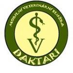 MOBILNÍ VETERINÁRNÍ ORDINACE DAKTARI – logo společnosti