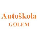 AKVER, s.r.o.- AUTOŠKOLA GOLEM – logo společnosti