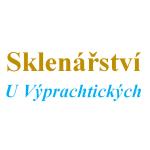 SKLENÁŘSTVÍ U VÝPRACHTICKÝCH – logo společnosti
