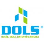 DOLS-výroba Dveří, Oken, Listovních Schránek, a.s. – logo společnosti