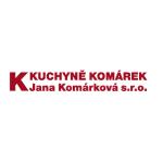 KUCHYNĚ Komárek Jana Komárková s.r.o. – logo společnosti