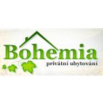 BOHEMIA PRIVÁT-UBYTOVÁNÍ V SOUKROMÍ – logo společnosti