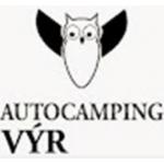 Autocamp Výr – logo společnosti
