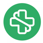 Lékárna u ASKLEPIA, spol. s r.o. – logo společnosti