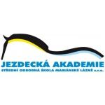 JEZDECKÁ AKADEMIE - střední odborná škola Mariánské Lázně s.r.o. – logo společnosti