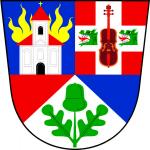 Obecní úřad Nový Kostel – logo společnosti