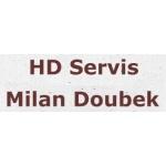 Doubek Milan - HD Servis – logo společnosti
