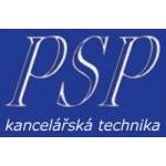 PSP - Kancelářská technika – logo společnosti