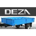Zdeněk Derganz - zámečnictví DEZA – logo společnosti