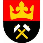 Obec Královské Poříčí - obecní knihovna Královské Poříčí – logo společnosti