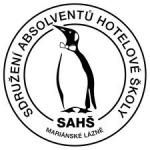 Sdružení absolventů Hotelové školy v Mariánských lázních – logo společnosti