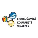 Koupaliště Bratrušák Šumperk – logo společnosti
