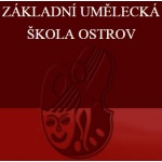 Základní umělecká škola Ostrov, Masarykova 717, okres Karlovy Vary – logo společnosti