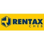 RENTAX Cheb spol. s r.o. (pobočka Šabina) – logo společnosti