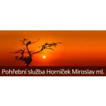 Pohřební služba Horníček ml. s.r.o. – logo společnosti