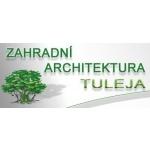 ZAHRADNÍ ARCHITEKTURA TULEJA – logo společnosti