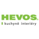 HEVOS - kuchyně interiery – logo společnosti