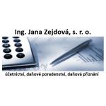 ZEJDOVÁ JANA Ing. - účetnictví, daňové poradenství – logo společnosti