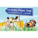 PSÍ ŠKOLKA HAPPY DOG POČERNICE – logo společnosti