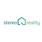 Stereo reality – prodej nemovitostí a bytů v Praze – logo společnosti