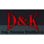 Stulíková Zuzana, Ing. - Dvirka-kovani.cz – logo společnosti