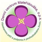 Denní centrum Mateřídouška, o.p.s. – logo společnosti
